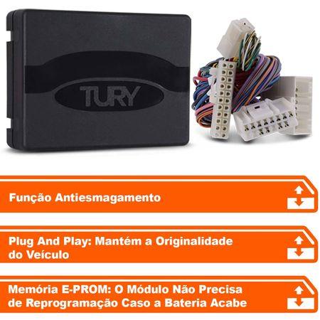 Modulo-de-vidro-eletrico-Tury-Plug-Play-SsangYong-Korando-4-portas-antiesmagamento-PRO-4.8-AU-connectparts---2-