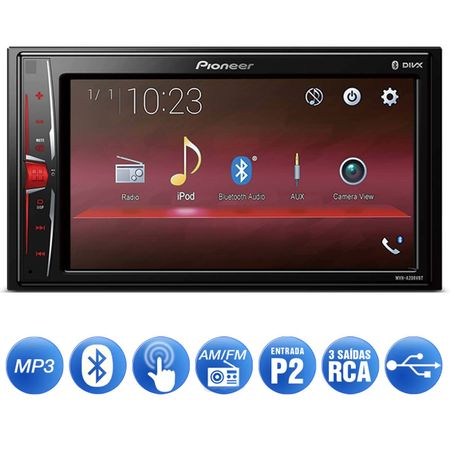 Central-Multimidia-Pioneer-Receiver-MVH-A208VBT-9-Pol-Bluetooth-USB-AMFM-MP3--connectparts---1-