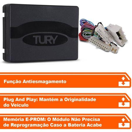 Modulo-de-vidro-eletrico-Tury-Plug-Play-Subaru-Tribeca-4-portas-antiesmagamento-PRO-4.23-Y--connectparts---2-