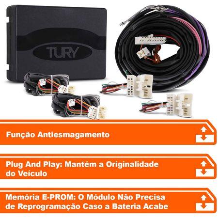 Modulo-vidro-eletrico-p-p-Mitsubishi-Pajero-Full-5-portas-Antiesmagamento-PRO-4.28-LONG-N-connectparts---2-
