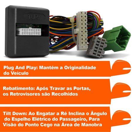 Modulo-Rebatimento-e-Manobra-para-Retrovisores-Tury-PARK-3.2.4-B-Hyundai-iX35-i30-08-a-17-connectparts---2-