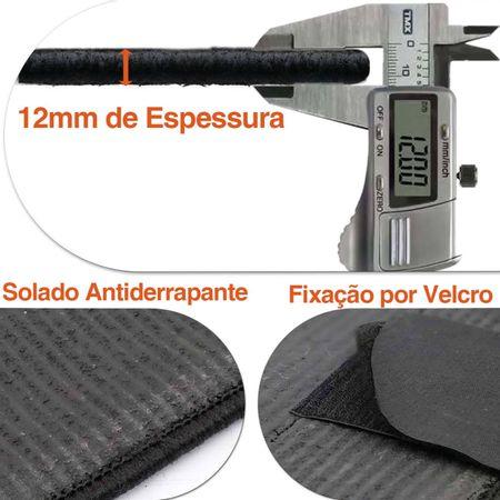 Tapete-Carpete-Premium-Chevette-74-a-95-Preto-12mm-Bordado-HD-4-Pecas-Boucle-connectparts---1-