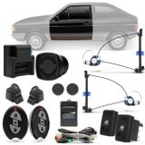 Kit-Vidro-Eletrico-Gol-Saveiro-Voyage-G1-Dianteiro-Sensorizado---Alarme-Automotivo-H-Buster-HBA-2000-Connect-Parts--1-