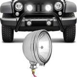 Farol-de-Milha-Redondo-Aco-Cromado-Jeep-Caminhao-Off-Road-Universal-160mm-connectparts---1-