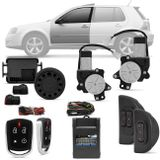Kit-Vidro-Eletrico-Vw-Polo-Golf--00-a-15-Dianteiro-Sensorizado---Alarme-Automotivo-Positron-PX360-BT-Connect-parts--1-