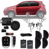 Kit-Vidro-Eletrico-Toyota-Etios-2012-a-2018-Sensorizado-4-Portas---Alarme-Automotivo-Positron-PX360-BT-Connect-parts--1-