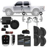 Kit-Vidro-Eletrico-Ford-Ranger-98-a-2012-Sensorizado-4-Portas---Alarme-Automotivo-Positron-PX360-BT-Connect-parts--1-