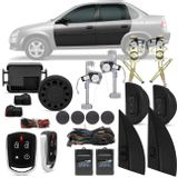 Kit-Vidro-Eletrico-Corsa-Classic-98-a-16-Sensorizado-4-Portas---Alarme-Automotivo-Positron-PX360-BT-connectparts---1-