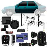 Kit-Vidro-Eletrico-Escort-Zetec-97-a-2002-Sensorizado-4-Portas---Alarme-Automotivo-Positron-PX360-BT-Parts--1-