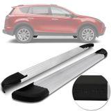 Par-Estribos-Laterais-Shutt-Toyota-RAV4-13-a-17-Aluminio-Prata-Ponteira-Preta-Modelo-Original-connectparts---1-