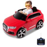 Carrinho-Eletrico-De-Controle-Remoto-12V-Audi-Q7-Suv-Vermelho-connectparts--1-
