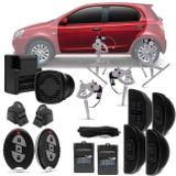 Kit-Vidro-Eletrico-Toyota-Etios-12-a-2017-Sensorizado-4-Portas---Alarme-Automotivo-H-Buster-HBA-2000-connectparts---1-