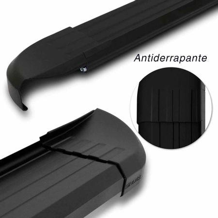 Par-Estribos-Laterais-Shutt-Kia-Sorento-04-a-09-Aluminio-Preto-Ponteira-Preta-Modelo-Original-connectparts---4-