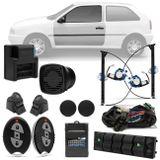 Kit-Vidro-Eletrico-Gol-G2-Special-G3-Cit-Dianteiro-Sensorizado---Alarme-Automotivo-H-Buster-HBA-2000-Connect-Parts--1-