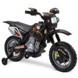 Moto-Eletrica-Infantil-Preta-6V-Efeito-De-Luz-E-Som-Botao-Ligar-Botao-Acelarar-Crianca-Ate-25Kg-connectparts---1-