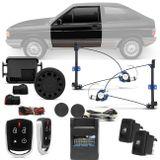 Kit-Vidro-Eletrico-Gol-Saveiro-Voyage-G1-Dianteiro-Sensorizado---Alarme-Automotivo-Positron-PX360-BT-Connect-parts--1-
