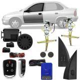 Kit-Vidro-Eletrico-Corsa-Classic-98-a-16-Dianteiro-Sensorizado---Alarme-Automotivo-Positron-PX360-BT-Connect-parts--1-