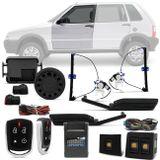 Kit-Vidro-Eletrico-Uno-Fiorino-04-a-2013-Dianteiro-Sensorizado---Alarme-Automotivo-Positron-PX360-BT-Connect-parts--1-