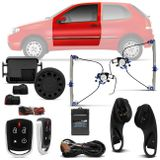 Kit-Vidro-Eletrico-Strada-Palio-04-a-11-Dianteiro-Sensorizado---Alarme-Automotivo-Positron-PX360-BT-Connect-Parts--1-