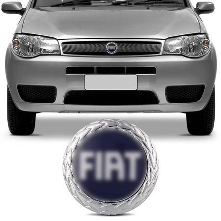 Emblema-Da-Grade-Dianteria-Mille-Fire-Fiorino-04-A-05-Palio-Stilo-Marea-Brava-Adesivo75-Mm-connectparts---1-