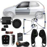 Kit-Vidro-Eletrico-Palio-Strada-96-a-03-Dianteiro-Sensorizado---Alarme-Automotivo-Positron-PX360-BT-connectparts---1-