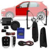 Kit-Vidro-Eletrico-Palio-Siena-06-a-11-Dianteiro-Sensorizado---Alarme-Automotivo-Positron-PX360-BT-Connect-parts--1-