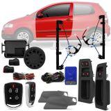Kit-Vidro-Eletrico-Fox-2006-a-2009-Dianteiro-Sensorizado-Cinza---Alarme-Automotivo-Positron-PX360-BT-Connect-parts--1-