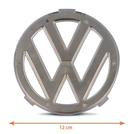 Emblema-Da-Grade-Dianteria-Gol-G4-2004-Fox-0309-connectparts---3-