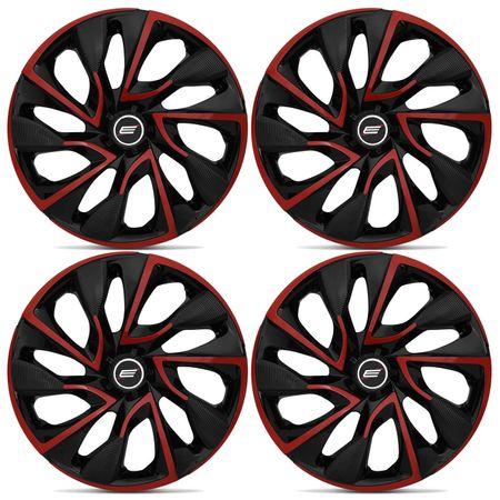 Kit-Calota-Esportiva-DS4-Red-Cup-Aro-15-Encaixe-Preta-Vermelha-connectparts---1-