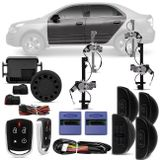 Kit-Vidro-Eletrico-GM-Cobalt-2012-a-2018-Sensorizado-4-Portas---Alarme-Automotivo-Positron-PX360-BT--Connect-Parts--1-