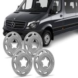Kit-Calota-Roda-Mercedes-Sprinter-97-17-Prata-Detalhe-Cromado-Aro-15-Sem-Centro-Fixacao-Por-Parafuso-connectparts---1-