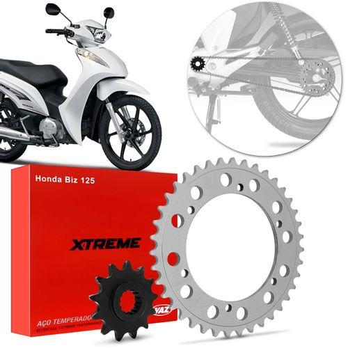 Kit-Coroa-Pinhao-Cp-Temperado-Honda-Biz125-2005---Hcp0009T-connectparts---1-