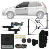 Kit-Vidro-Eletrico-Ford-Fiesta-2003-a-2012-Dianteiras-Simples---Trava-Eletrica-2-Portas-Connect-parts--1-
