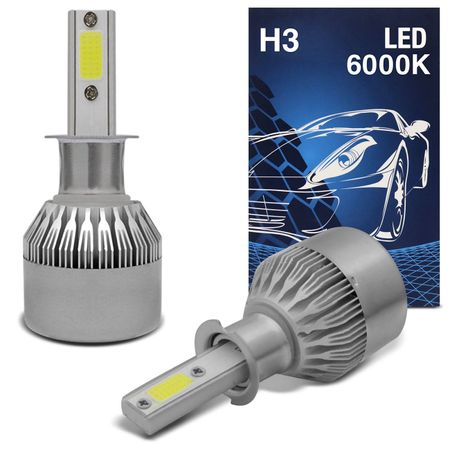 Kit-Lampada-Super-LED-H3-6000K-12V-e-24V-24W-7400LM-Efeito-Xenon-Carro-Moto-Caminhao-connectparts--1-