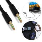 Cabo-Auxiliar-P2-Stereo-Plug-Dourado-15-Metros-Preto-connectparts---1-
