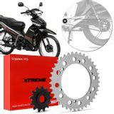 Kit-Coroa-Pinhao-Cp-Temperado-Yamaha-Crypton115--428--2011---Ycp0019T-connectparts-