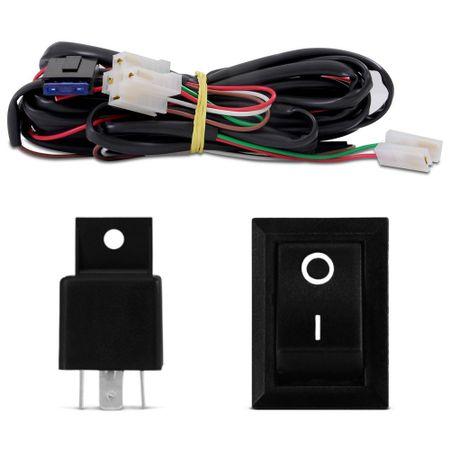 Kit-Farol-de-Milha-VW-UP-15-16-Auxiliar-Neblina-connect-parts-4
