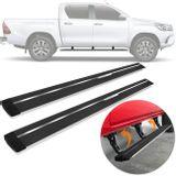 Estribo-Lateral-Eletrico-Toyota-Hilux-Cabine-Dupla-2017-A-2018-Aluminio-Preto-Original-connectparts---1-