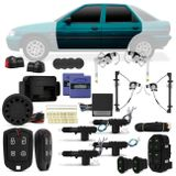 Kit-Vidro-Eletrico-Escort-Zetec-97-a-2002-Sensorizado-4-Portas---Alarme-Positron---Trava-Eletrica-4P-connectparts---1-