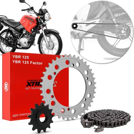 Kit-Completo-Ccp-Xtreme-S-Yamaha-Ybr125-Factor-connectparts---1-