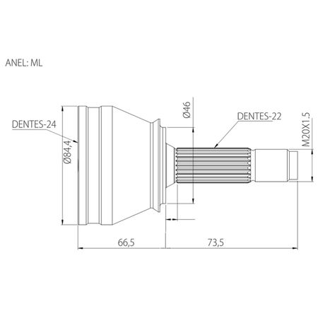 Junta-Homocinetica-Volkswagem-Up-1.0-16V-2014-em-Diante-connectparts---1-