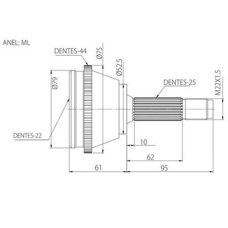 Junta-Homocinetica-Jac-Motors-J3-12-com-ABS-connectparts---5-