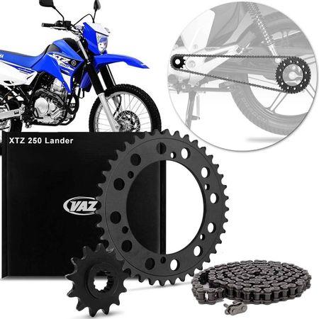 Kit-Completo-Ccp-Xtreme-Yamaha-Xtz250-Lander--520--2009---Y04556X-connectparts-