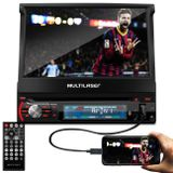 DVD-Player-Automotivo-Multilaser-Extreme--GP044-1-Din-7-Pol-Retratil-Bluetooth-GPS-TV-USB-MP3-Mirror-connectparts--1-