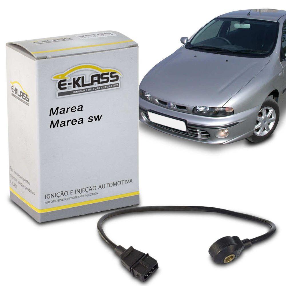 04fca0cef85 Sensor Detonação Vetor Fiat Marea 60592752 - Connect Parts