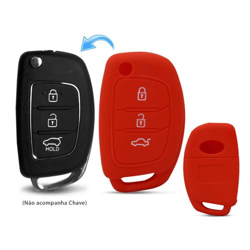 Capa-De-Silicone-Para-Chave-Canivete-Hyundai-Hb20-Hb20S-Vermelho-connectparts--1-