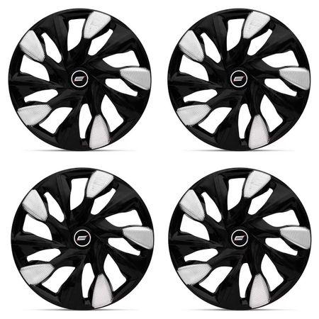 Kit-Calota-Esportiva-DS5-Black-Silver-Aro-13-Encaixe-Preta-e-Prata-Universal-connectparts--1-