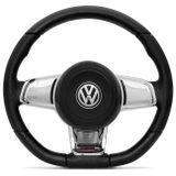 Volante-Golf-GTI-MK7-Gol-I-Parati-I-Saveiro-e-Santana---G2-G3-G4--95-a-2013--Preto-com-Cromado-connectparts---1-
