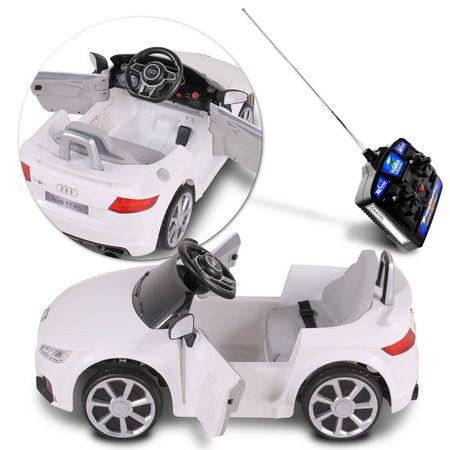 Carrinho-Eletrico-De-Controle-Remoto-12V-Audi-Tt-Rs-Branco-connectparts--4-