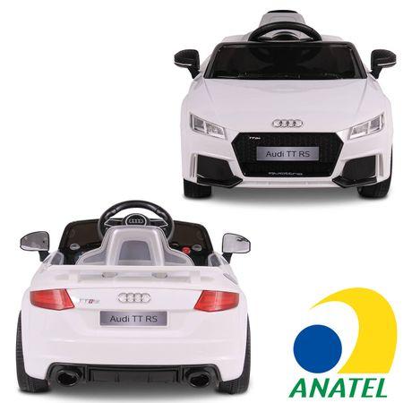 Carrinho-Eletrico-De-Controle-Remoto-12V-Audi-Tt-Rs-Branco-connectparts--5-